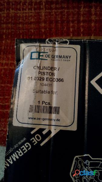Kit De Cilindro Motor Om364 Mercedes Benz 4