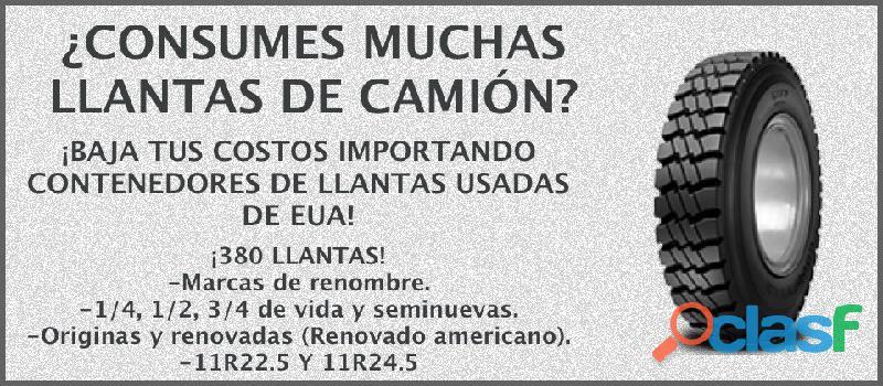 CAUCHOS USADOS IMPORTADOSPOR MAYOREO 3