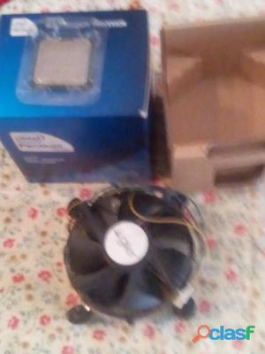 Fan Cooler Agiler Y Procesador Intel Pentium 4 0