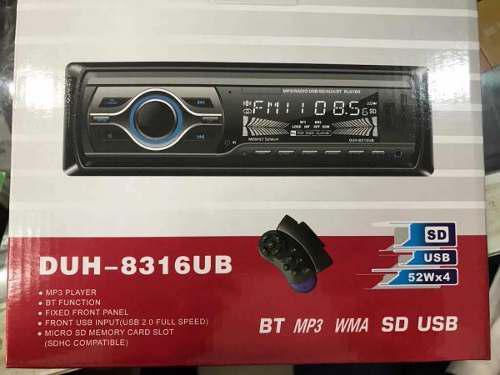 Reproductores De Carro Pioneer Usb Sd Bluetooth 0