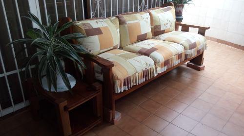 Muebles Para Jardín De Madera Juego 0