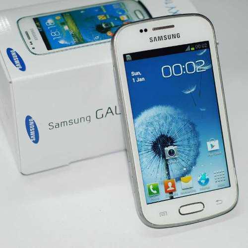 Teléfono Samsung Galaxy Trend Duos /liberado/doble Línea 0