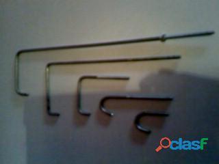 fabricacion de ganchos de acero inoxidable de todas las medidas 4