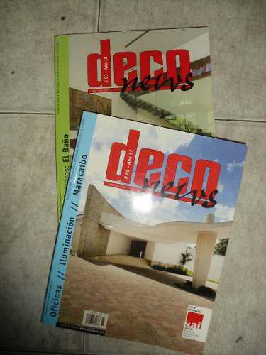 Colección De Revistas Deco New 0