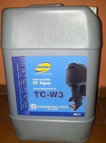 Aceite Fuera De Borda Venoco Tc-w3 0