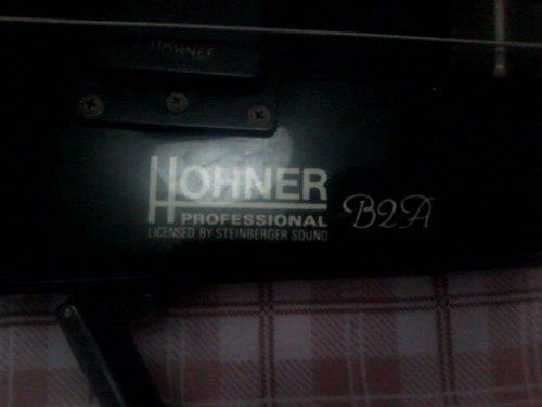 Bajo Hohner Modelo B2a (Mocho) Licenciado Por Steinberger 0