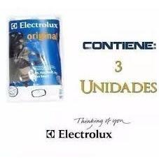 Bolsas Aspiradora Electrolux. Orig A9/ A10 Emp. 3 Und 0