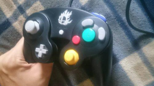 Control De Gamecube Edición Smash 4 0