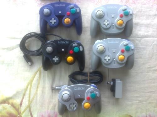 Controles De Gamecube 0