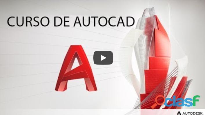 ★ ?? CURSO AUTOCAD Y PROGRAMACIÓN CNC   DISEÑO 3D 0