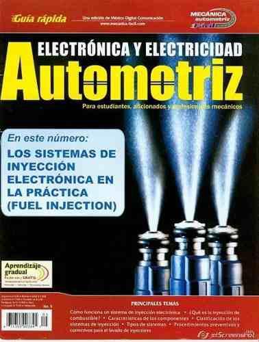 Manual De Electricidad Y Electrónica Automotriz/ 0