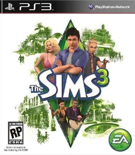 The Sims 3 Ps3 Digital Original Entrega Personal Tienda 0