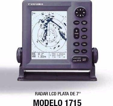 Radar Marino Satelital 1713 Furuno 0