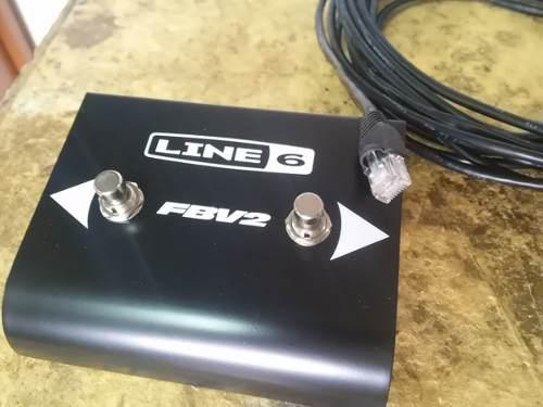 Line 6 Fbv2 2-button Footswitch 0