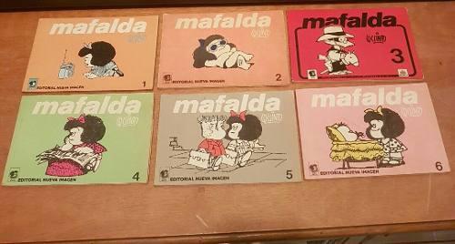 Coleccion Oferta 5greens Original Mafalda Juego 11 Libros 0