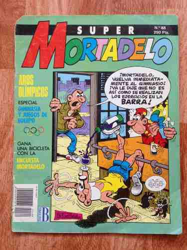 Comics Super Mortadelo. N° 88 0