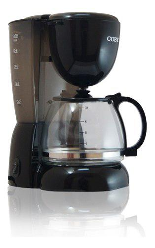 Cafetera Electrica Coby Cy3330-4277 10 Taza Negra 0