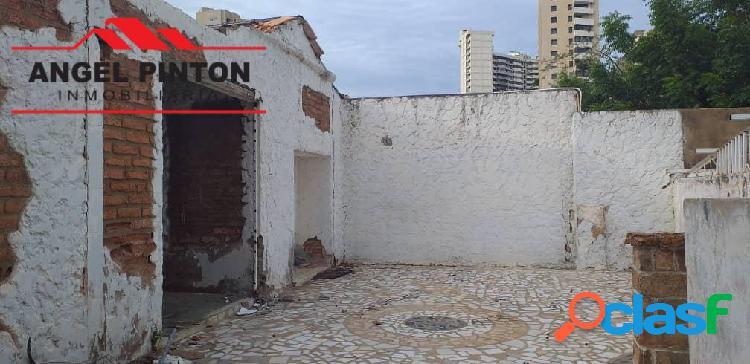 TERRENO VENTA DR PORTILLO MARACAIBO API 4193 3