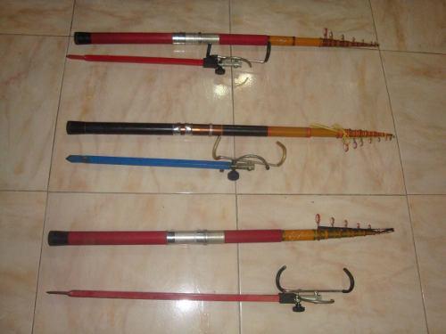 Cañas De Pescar, Carretes Y Accesorios 0