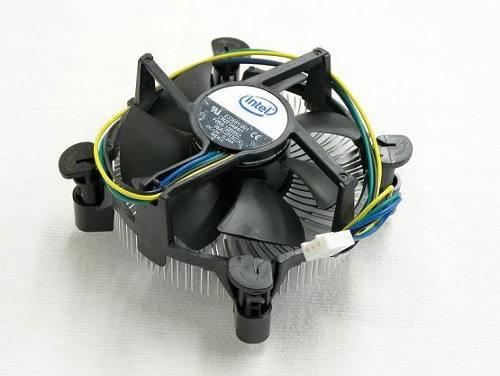 Fan Cooler Intel Socket 775 Cpu Pc 0