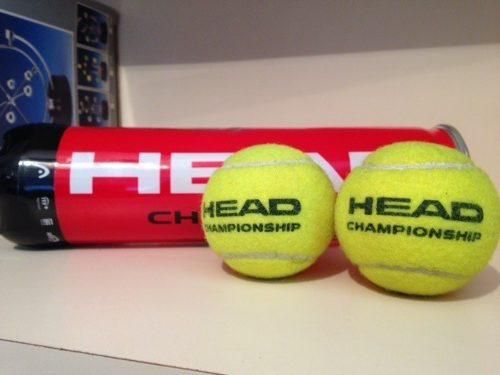 Lata Abierta De 4 Pelotas Tennis Head Championship 0