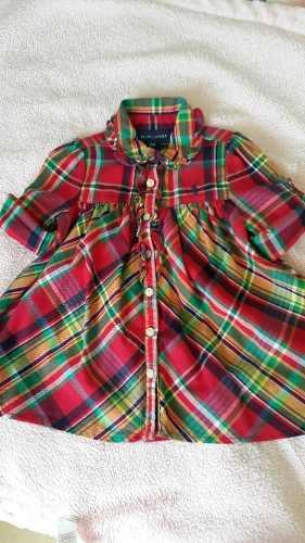 Vestidos Niña Polo Tommy Hilfiger Carters Fiesta Navidad 0