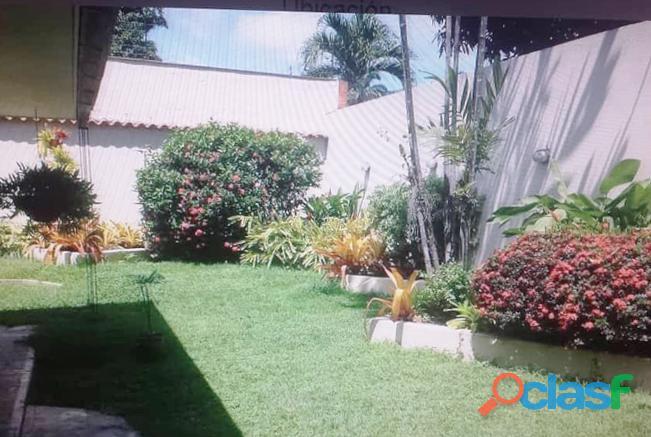 Yamily Ochoa Vende Casa Zona Cerrada Urb. La Viña   YCS1 1