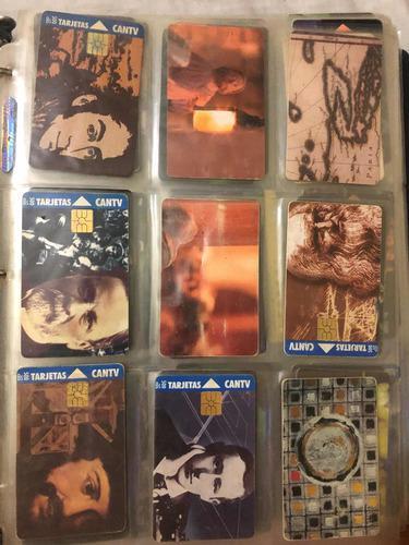 Colección De Tarjetas Telefónicas 0