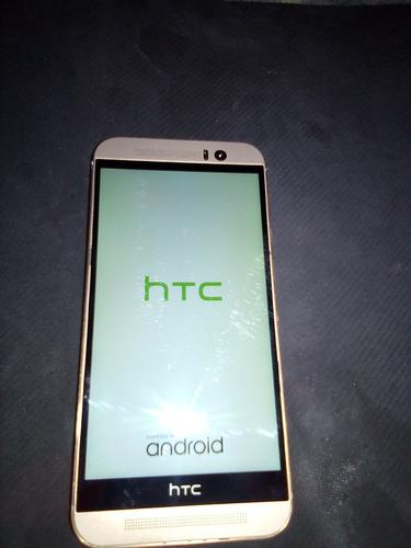 Htc One M9 Gold Rose 0