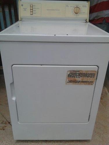 Secadora Automática De Tres Ciclos General Electric 0