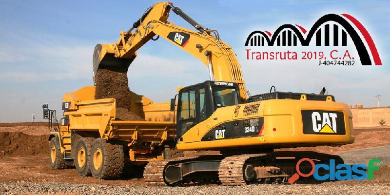 Transruta 2019 Alquiler de Montacargas y Telehandler. 2