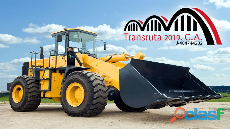 Transruta 2019, C.A Transporte y Logística de Carga Sobredimensionada 2