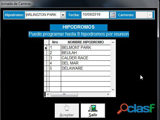 CARRERAS DE CABALLOS 3