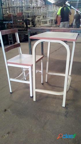 Fabrica de mesas sillas y pupitres en barquisimeto