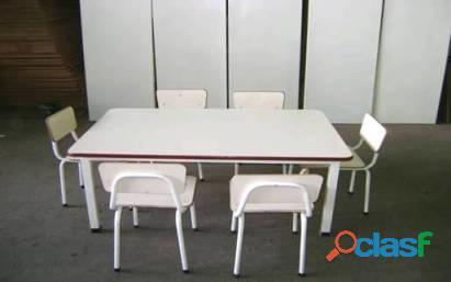 Fabrica de mesas sillas y pupitres en Barquisimeto 1