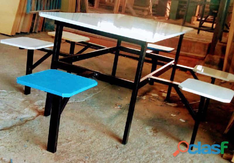 Fabrica de mesas sillas y pupitres en Barquisimeto 3