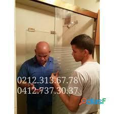 reparacion mantenimiento puertas de vidrio 02123136778