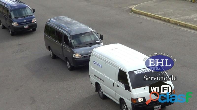 alquiler de vans minibuses y autobuses en tachira 1