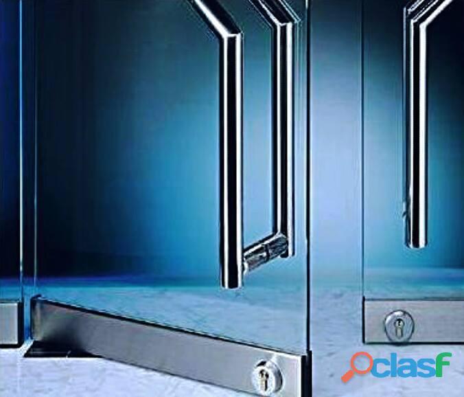 reparacion puerta de vidrio caracas 02123136778