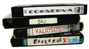 CONVERSIONES DE VIDEOS A DVDS