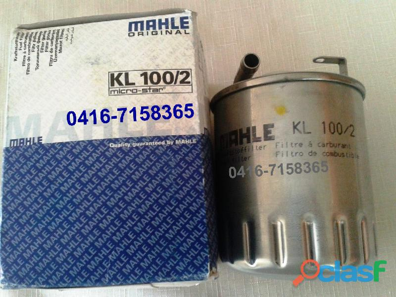 Filtro de combustible diesel sin sensor para sprinter mercedes benz 313/413