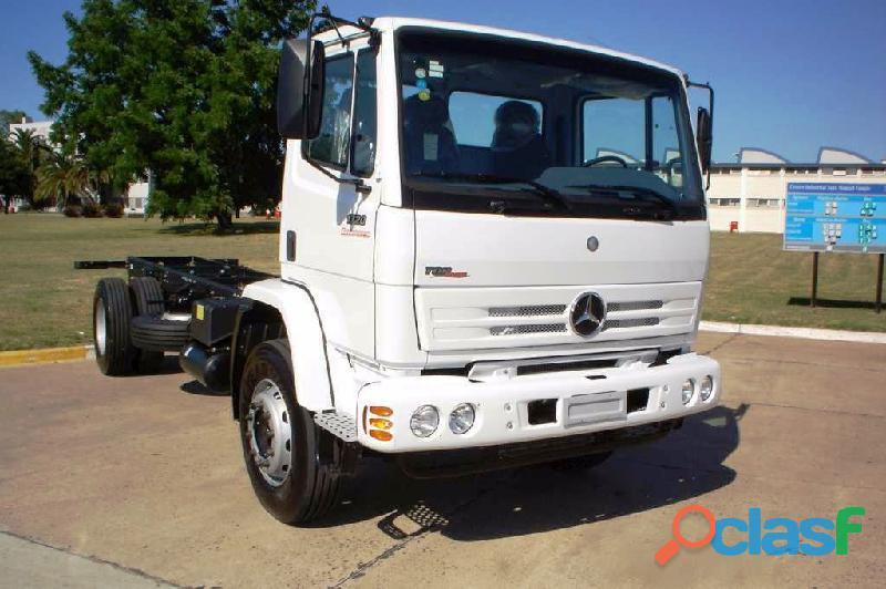 Juego De Anillos de Motor OM 366 del Camion 1720 Mercedes Benz 6