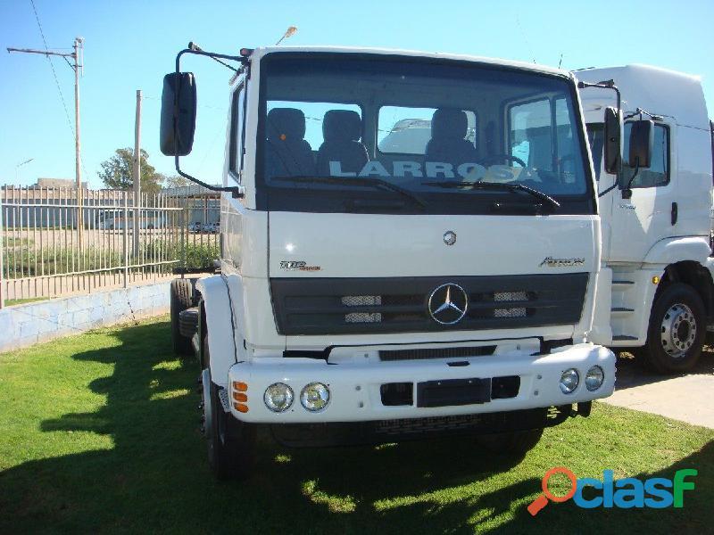 Juego De Anillos de Motor OM 366 del Camion 1720 Mercedes Benz 7