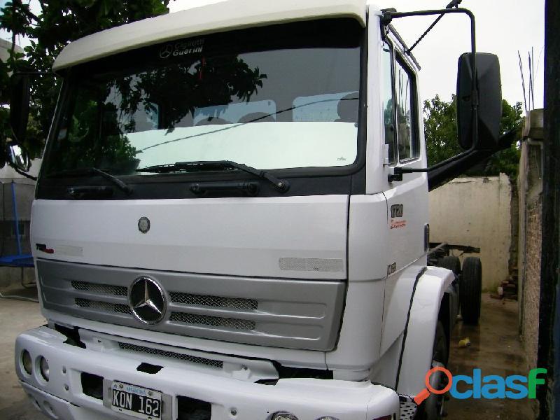 Juego De Anillos de Motor OM 366 del Camion 1720 Mercedes Benz 8