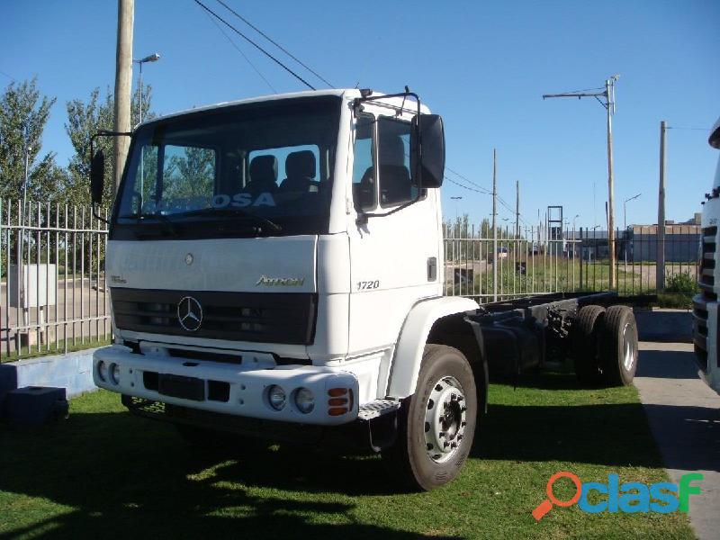 Juego De Anillos de Motor OM 366 del Camion 1720 Mercedes Benz 9