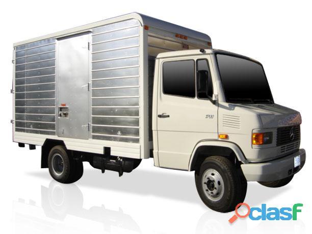 Juego Pastillas De Frenos Para Camion 711/712 Mercedes Benz 1
