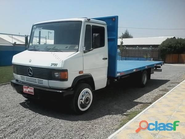 Juego Pastillas De Frenos Para Camion 711/712 Mercedes Benz 2