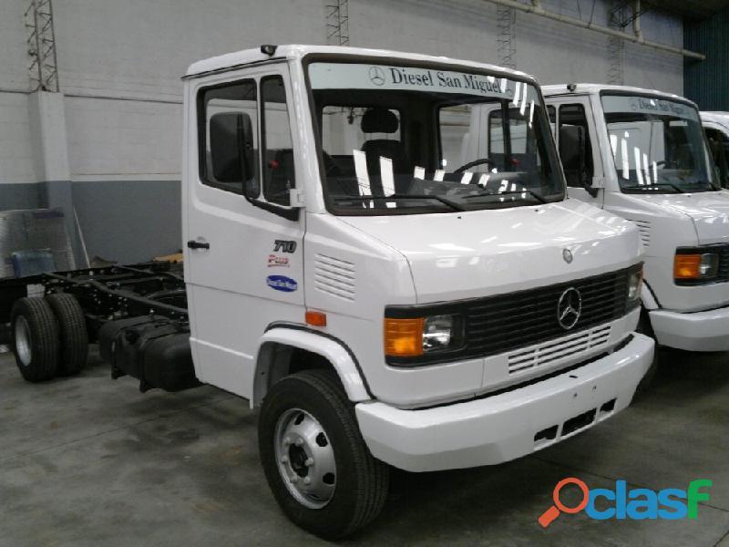 Juego De Gomas De Valvulas De Admision Y Escape Motor Om 366 del camion 1720 mercedes benz 7