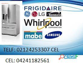 Servicio técnico whirlpool lg subzero 02124253307