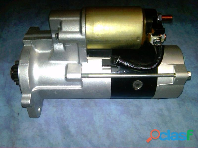 Arranque mitsubishi montacargas motor: s4s s4e s4q s4l.